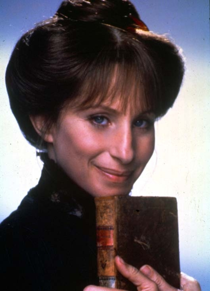 Barbra Streisand e i suoi 24 anni in meno - Yentl (1983)
