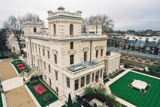 2 Kensington Palace Gardens
