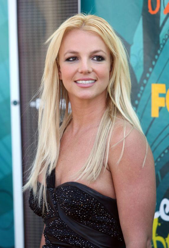 8 Britney Spears