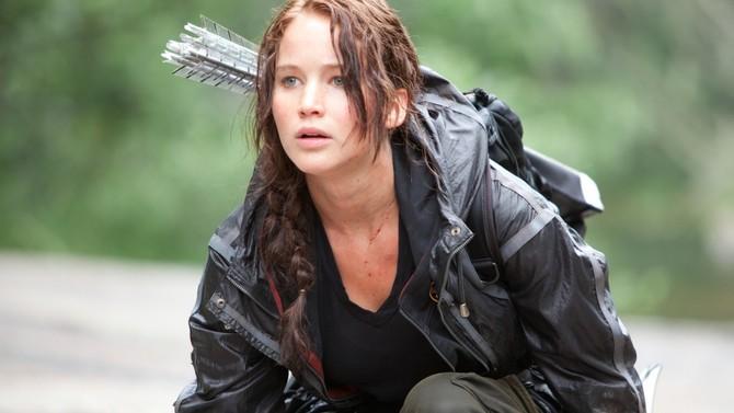 La svolta nel 2012: protagonista del primo Hunger Games