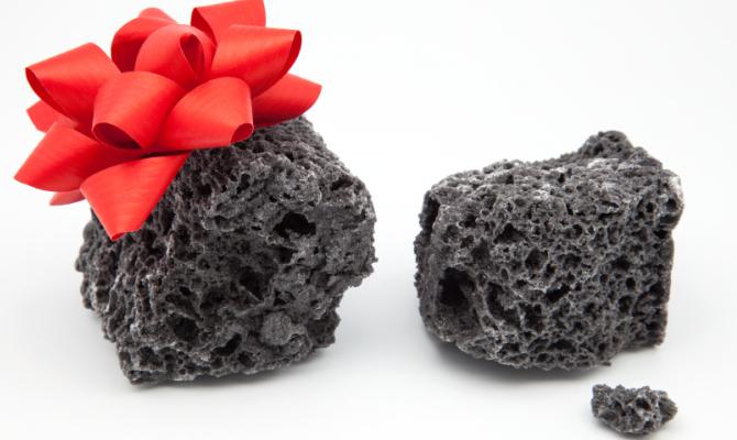 Carbone fai da te: la ricetta