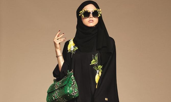 La moda guarda al Medio Oriente