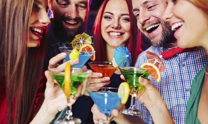 Un cocktail tra amici