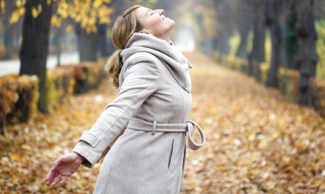 Respirare il benessere in 24 ore