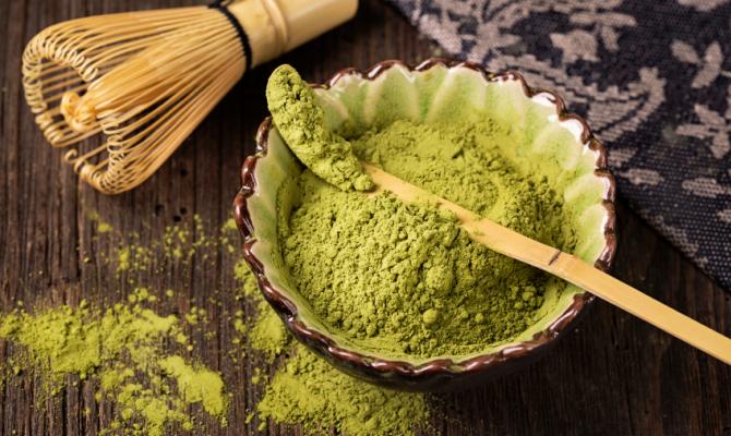 Matcha, i benefici del tè verde giapponese