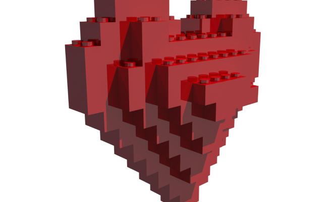 Lego, amore senza età