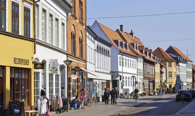 Odense a misura di biker