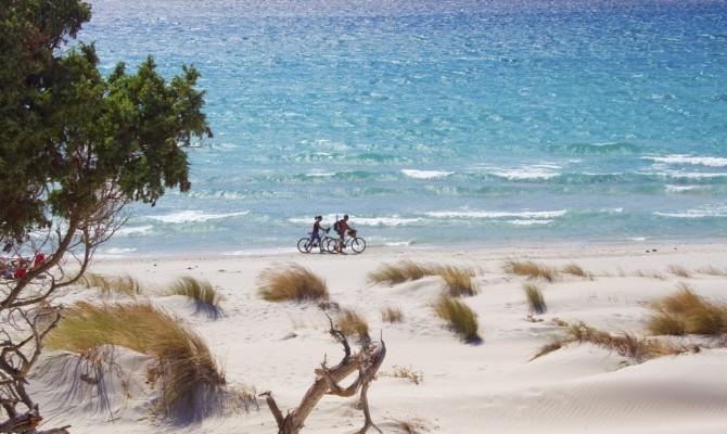 In Sardegna per un viaggio a pedali