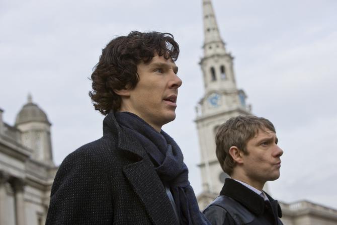 Sherlock e l'arrivo della fama internazionale