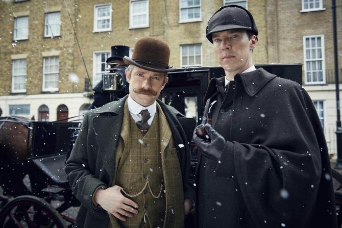 Benedict Cumberbatch: chi è il protagonista di Sherlock?