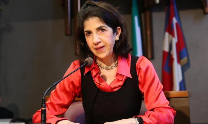 Fabiola Gianotti, prima donna al timone del Cern