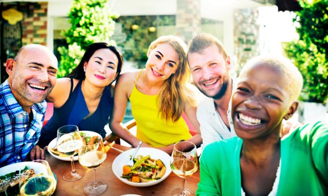 Social eating, la rivoluzione della ristorazione
