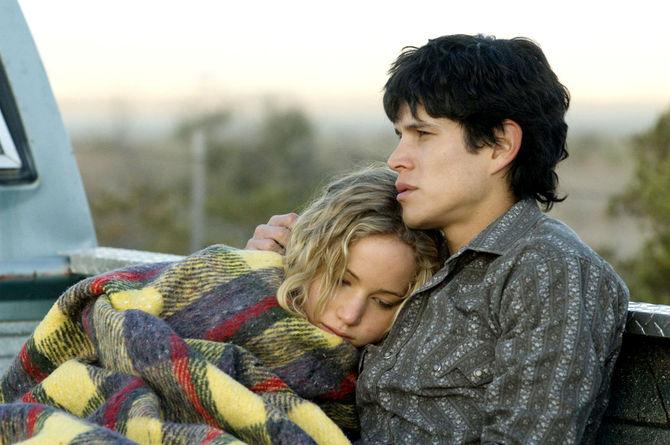 Il primo ruolo da protagonista: The Burning Plain (2008)