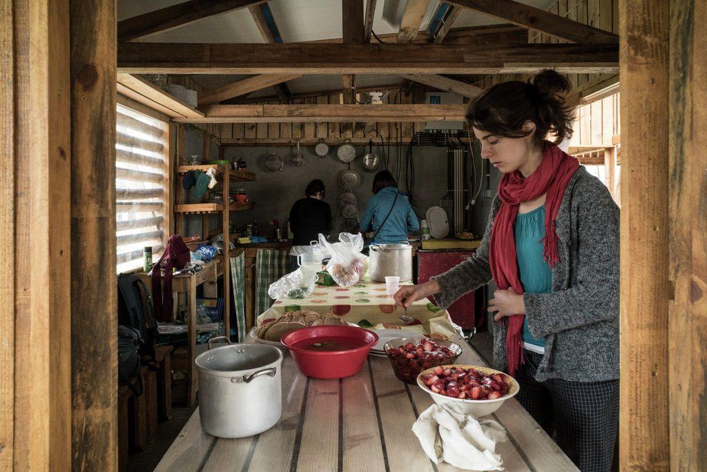Community Kitchen of Terras da Costa