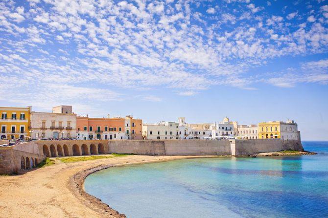 Destinazione mare, le regioni preferite per gli italiani