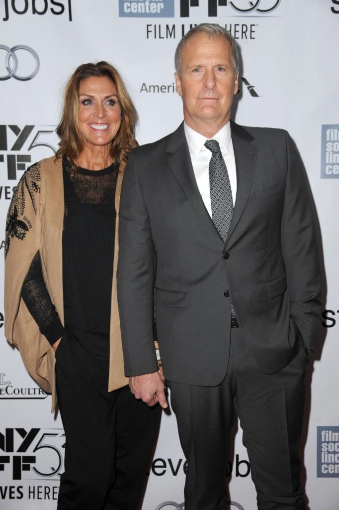 Jeff Daniels e Kathleen Treado