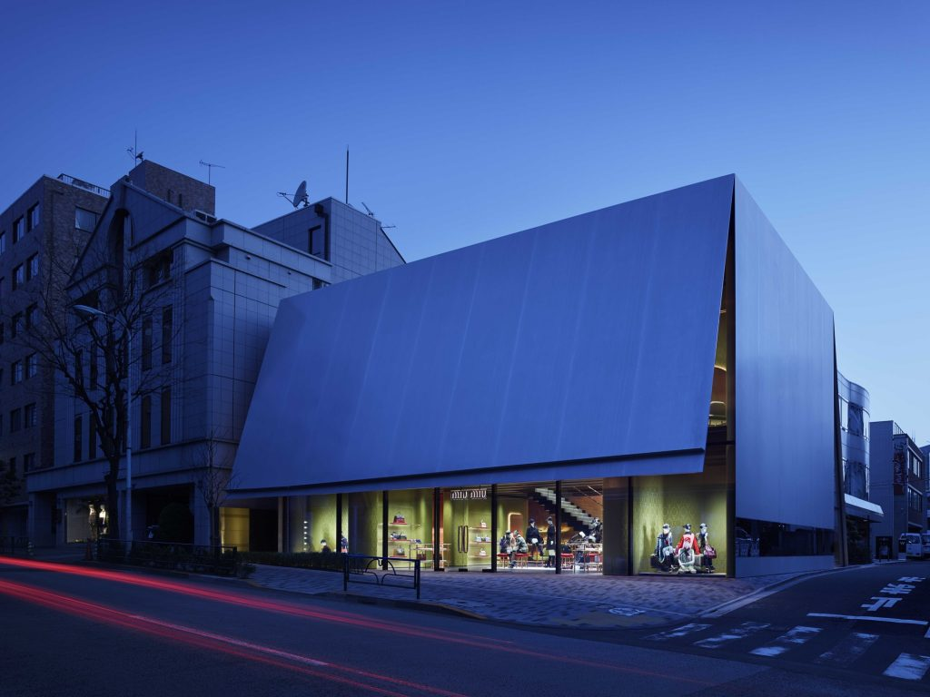 Miu Miu Aoyama Store
