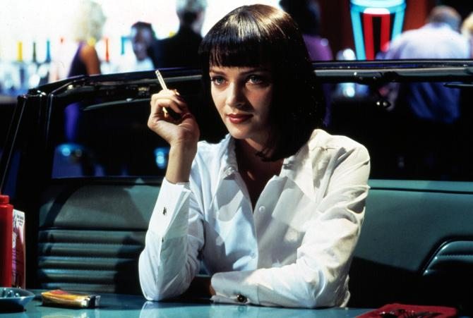 Mia Wallace - Pulp Fiction (1994)