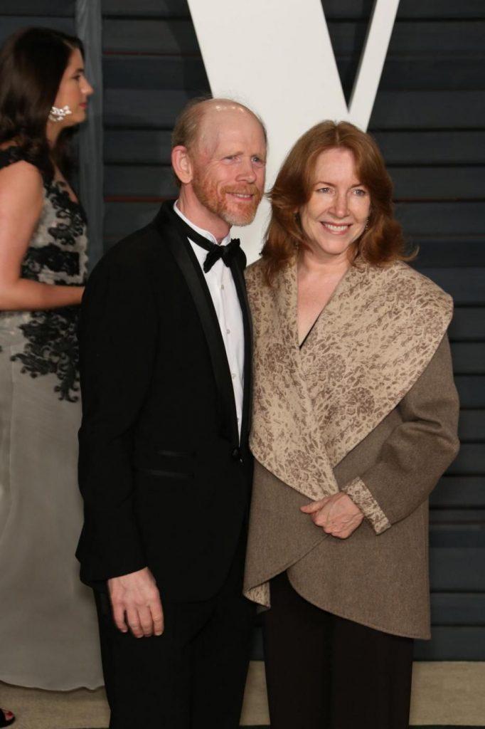 Ron Howard e Cheryl Alley