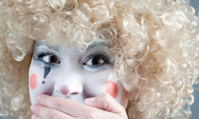 Make up di Carnevale