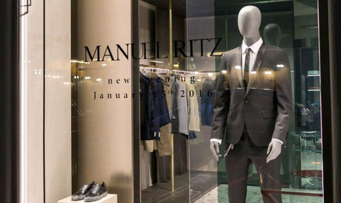 Ingressoflagship storeManuel Ritz