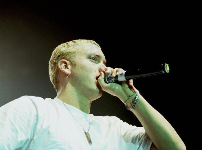 Eminem e Kimberly Anne Scott