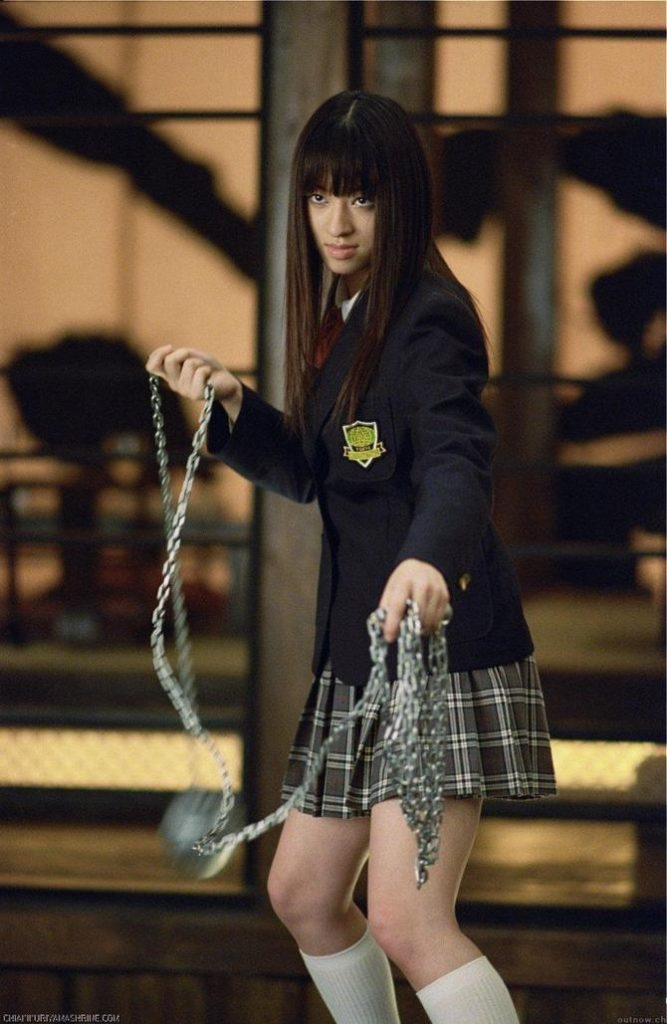 Gogo Yubari - Kill Bill (2003)