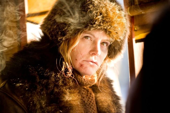 Daisy Domergue - The Hateful Eight (2015)