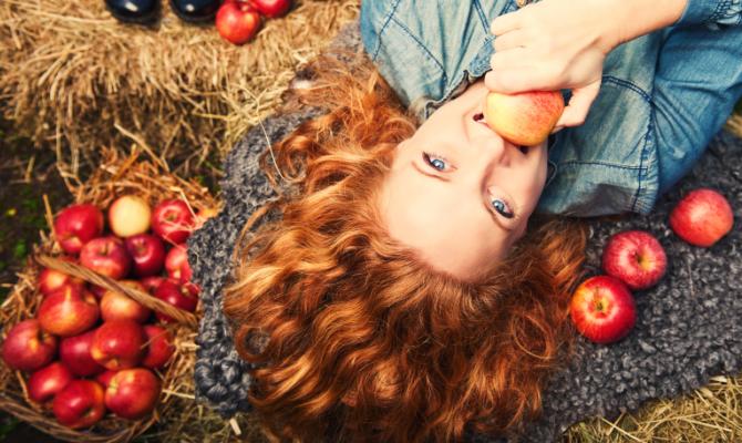 Dieta: una mela al giorno…