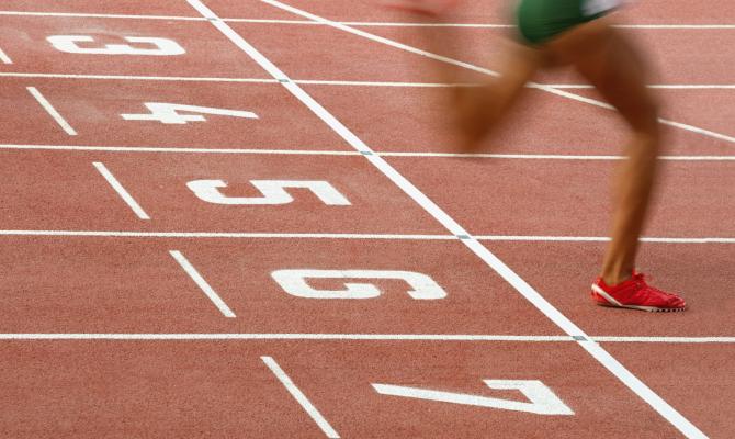 Le ex campionesse corrono per il benessere