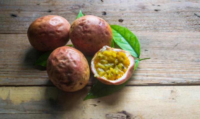 La passione in un frutto: maracujà