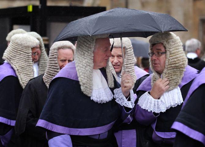 Avvocati e giudici