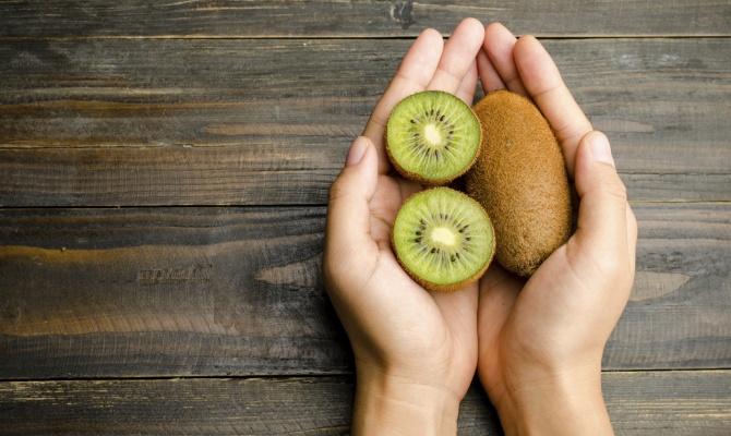 La dieta del Kiwi
