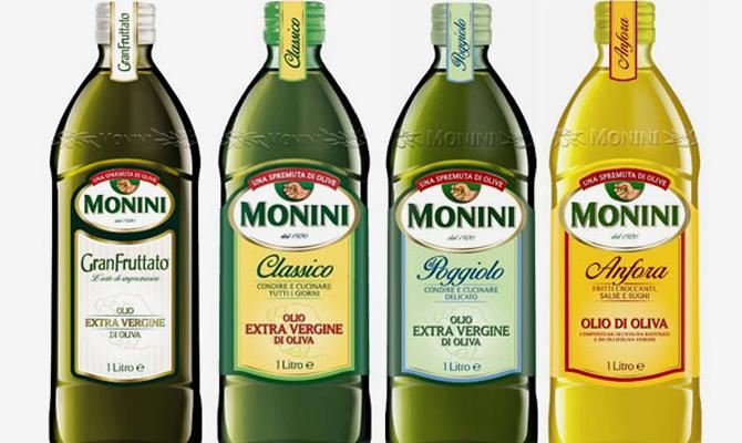 Monini, l'Extra Vergine più venduto in Italia