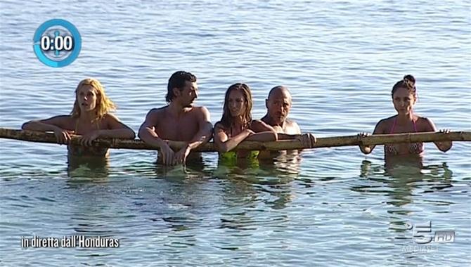 L'isola dei Famosi - Seconda puntata