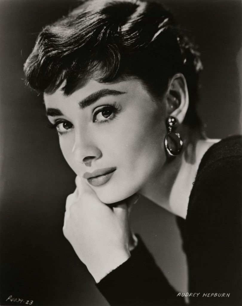 3 Audrey Hepburn