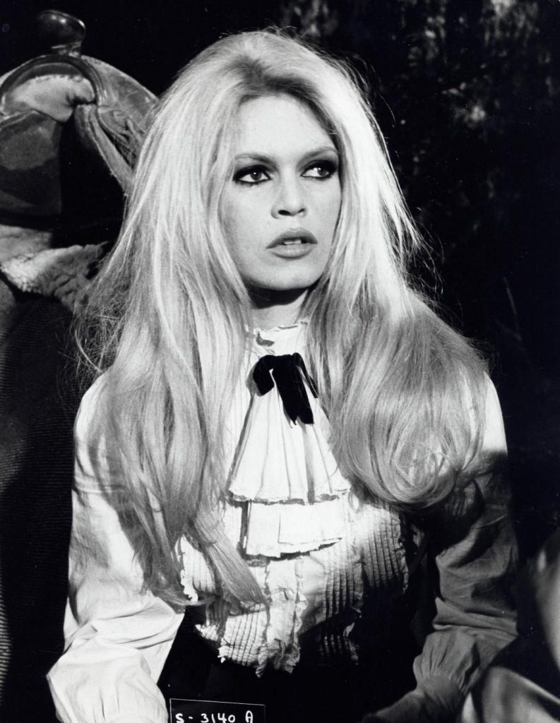 8 Brigitte Bardot