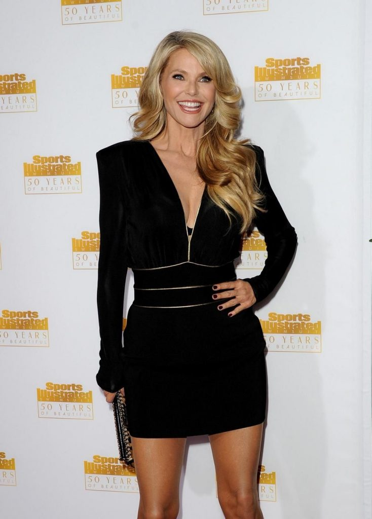 1 Christie Brinkley