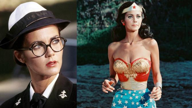 La Wonder Woman della TV