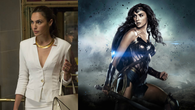 Gal Gadot, la nuova Wonder Woman