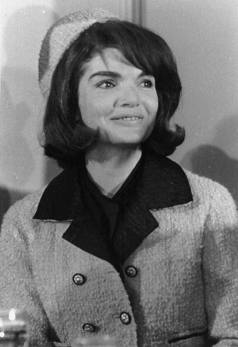 10 Jacqueline Kennedy