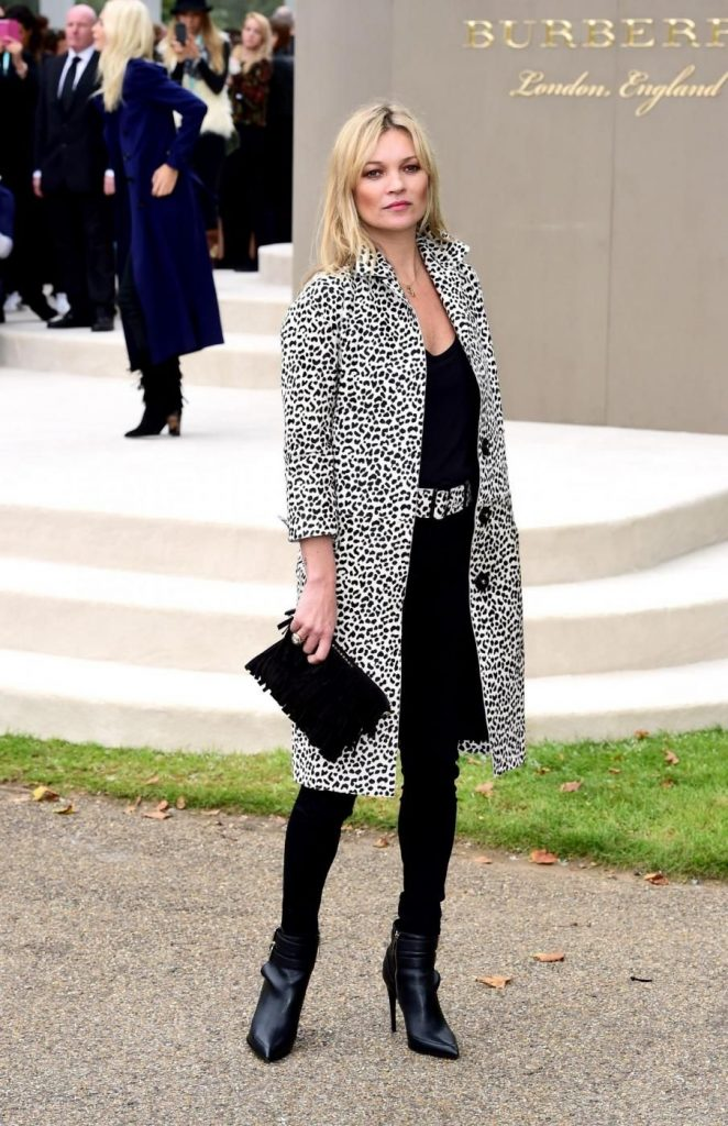 9 Kate Moss