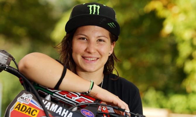 Kiara, 5 curiosità sulla campionessa di motocross italiana