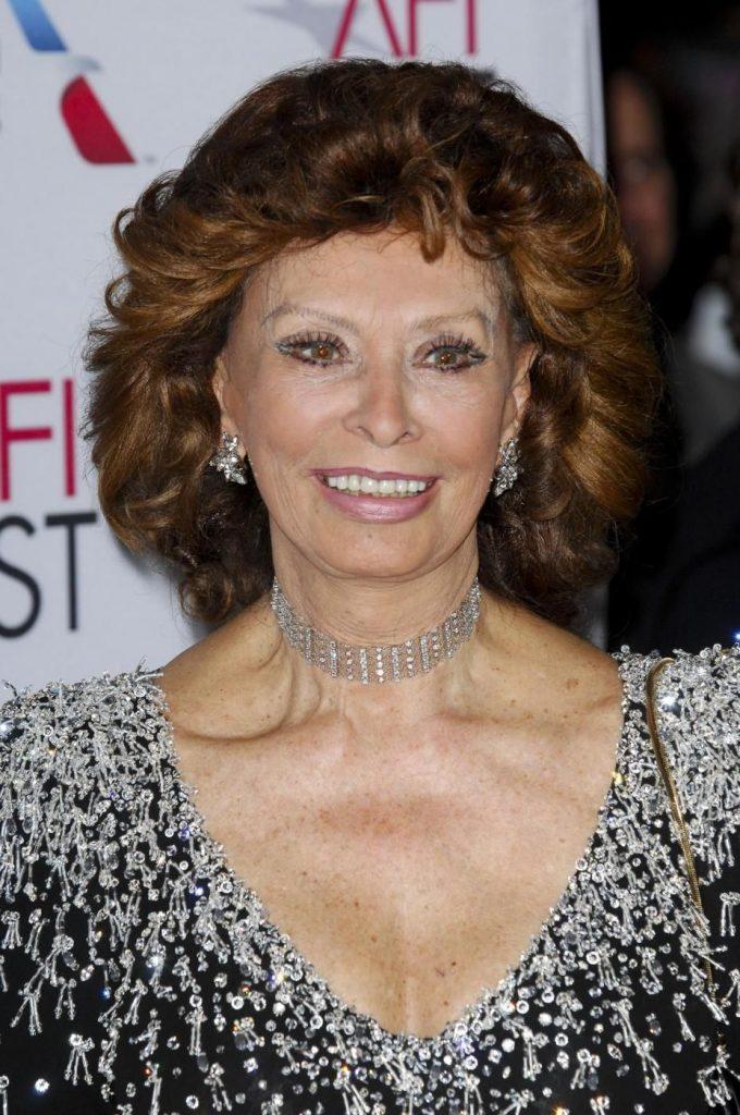 5 Sofia Loren