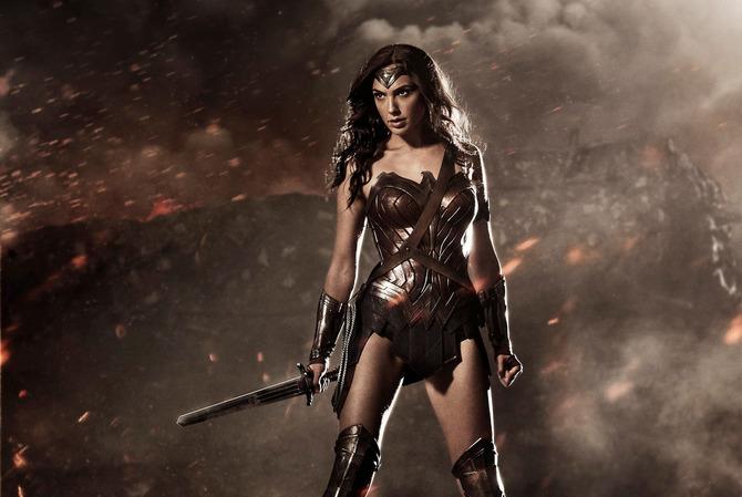 Settant'anni di Wonder Woman nei fumetti, al cinema e in TV