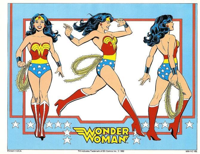 La data di nascita di Wonder Woman: dicembre 1941