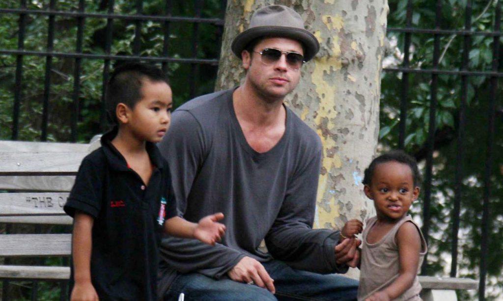 Da Pitt a Jackman, i papà più hot di Hollywood