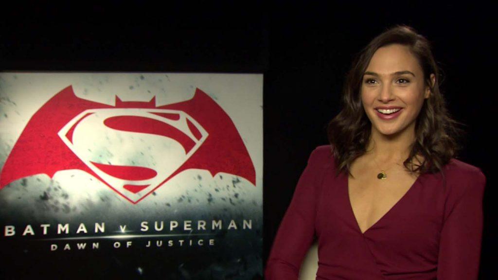 Videointervista: Gal Gadot, tostissima Wonder Woman