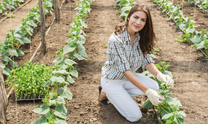 Donne & lavoro: le under 34 vanno in campagna