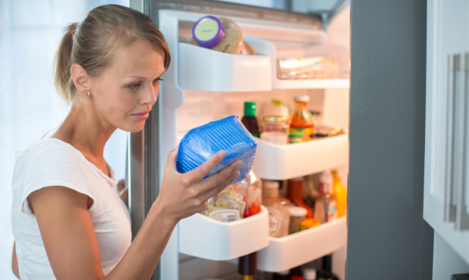 Spreco alimentare Leggere l'etichetta